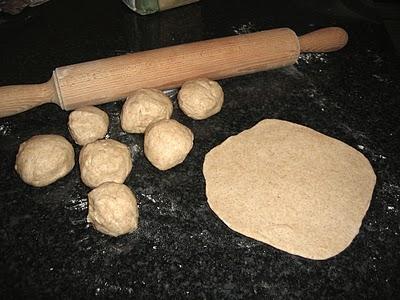 Grain Free Almond Flour Homemade Tortillas