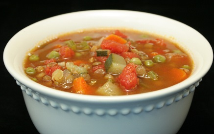 lentil-vegetable-soup